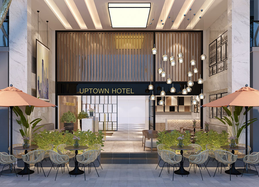 Welcome to Uptown Hotel